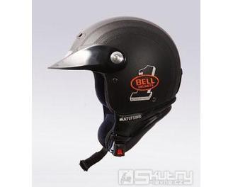 Přilba Bell Shorty Custom - barva černá, velikost XS