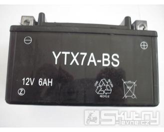 Originál baterie YTX7A-BS