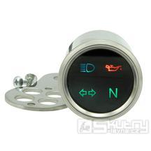 Funkční displej (kulatý přístroj) KOSO - 48 mm osvětlený