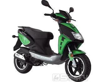 Tauris MAMBO 50 2T - barva zelená