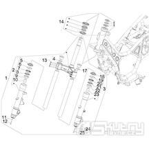 4.02 Tyč řízení - Gilera GP 800 2007-2008 (ZAPM5510...)