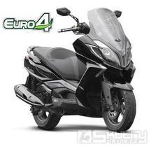 Kymco NEW Downtown 350i ABS E4 + bonus 5000Kč* - barva černá