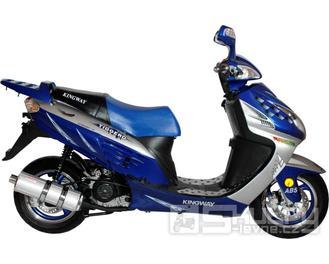 KINGWAY TIGGERO 50ccm - barva modrá