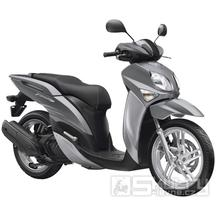 Yamaha Xenter 125 - barva šedá