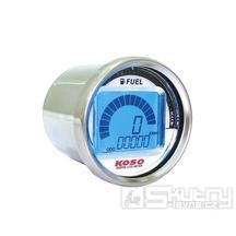 Rychloměr KOSO digitální LCD - kulatý*