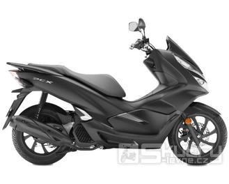 Honda PCX 125i ABS - barva černá matná