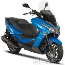 Kymco X-Town 300i ABS E4 model 2020 - barva modrá