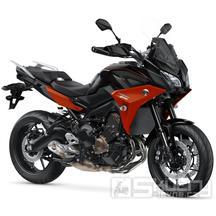 Yamaha Tracer 900 - barva černá/červená