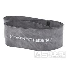 """Gumový pásek Heidenau do ráfku o šířce 60mm pro 16 až 17"""" ráfek"""