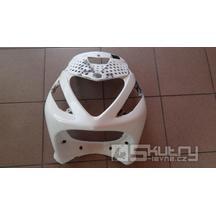 Přední maska bílá - Piaggio Zip SP2