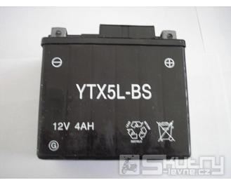Originál baterie YTX5L-BS