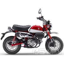Honda Monkey 125 ABS - barva červená