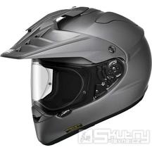HORNET ADV Matt Deep Grey přilba Shoei
