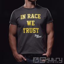 Tričko 4SR Trust - velikost L
