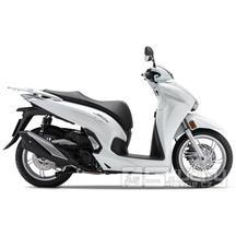Honda SH 350i E5 Smart top box - barva bílá
