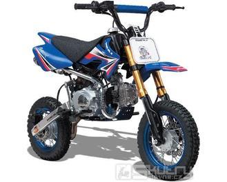 Tauris Matador 125 4T - barva modrá