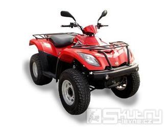 Linhai ATV 260 LH-B 2x4 - barva červená