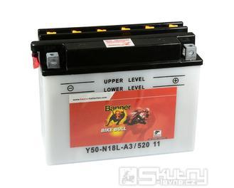 Olověná baterie Banner Y50-N18L-A3