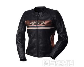 Moto bunda 4SR Roadster Lady Bronze - velikost 44