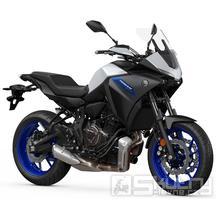 Yamaha Tracer 700 - barva šedá/modrá