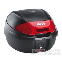 Kufr Givi černý - 30 litrů uložný prostor
