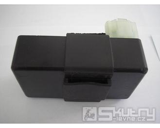Originál řídící jednotka - CDI - zásuvka cdi dvě zásuvky 4 + 2 piny