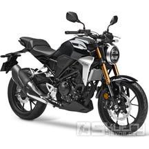 Honda CB300R Neo Sports Café - barva černá