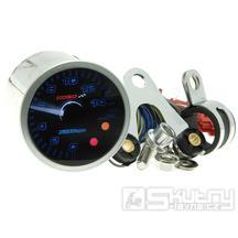 Otáčkoměr KOSO GP-Style II - analogový 15.000 ot / min