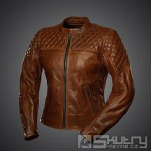 Moto bunda 4SR Scrambler Lady Cognac