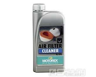 Péče o vzduchové filtry Motorex Air Filter Cleaner - objem 1 l