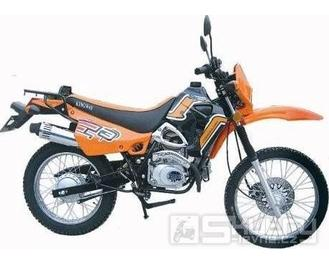 Kingway YAMASAKI 50 ccm - barva oranžová