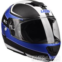 Přilba Lazer MONACO EVO 2.0 Pure Carbon Blue
