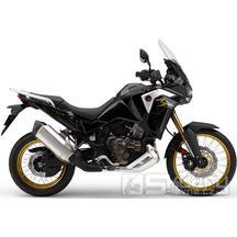 Honda CRF1100L Africa Twin Adventure Sports - barva černá