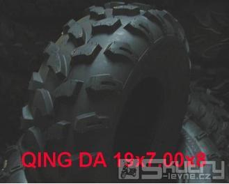 Pneumatika Qing DA 19x7x8