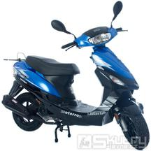 Motorro Digita 50 4T (Speedjet 50) + 3 letá záruka na motor - barva modrá