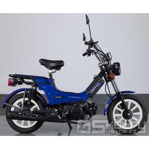 Moped MPKorado Supermaxi 50ccm EFI - barva modrá