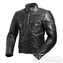 Moto bunda 4SR Rebel II - barva černá, velikost 50