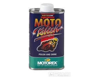 Čistící prostředek Motorex Moto Polish - objem 200 ml