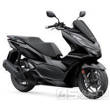 Honda PCX 125 ABS E5 - barva černá