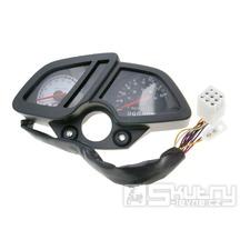 Tachometr pro Derbi Senda SM 50 X-Treme (s otáčkoměrem)