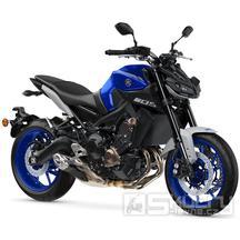 Yamaha MT-09 - barva modrá
