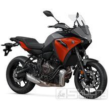 Yamaha Tracer 700 - barva červená