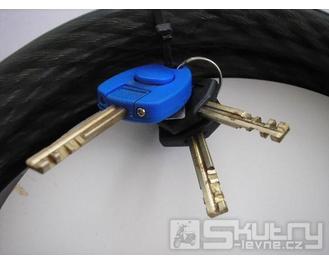 Bezpečnostní zámek 20K-II 25x1500mm