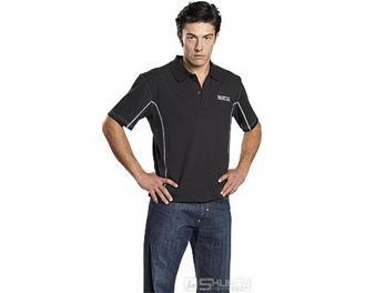 Triko Sparco POLO - barva černá, velikost XS