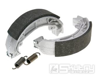 Brzdové čelisti Polini o rozměru 110x25mm pro Aprilia, Baotian, Kymco, Peugeot, SYM a Yamaha