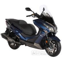 Kymco X-Town 300i ABS E4 - barva tmavě modrá
