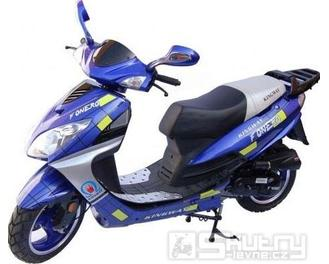 Kingway FONERO 50 - barva modrá