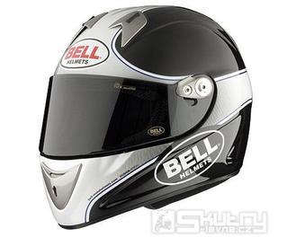 Přilba Bell M4R Indy - velikost XS, barva bílá/černá
