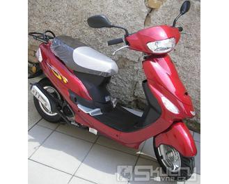 Cyborg ECO 50 - nový model - barva červená