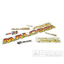 Samolepky Malossi - různé druhy a velikosti